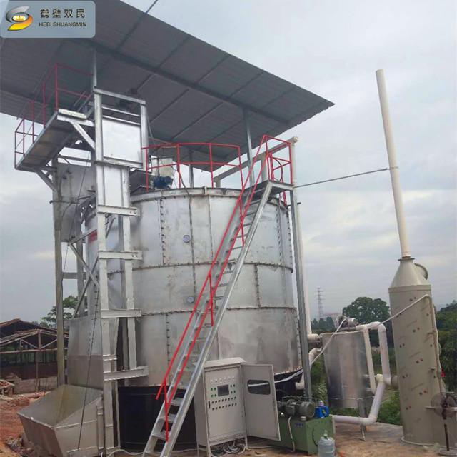 SHMGY-118罐式有機物好氧發酵機